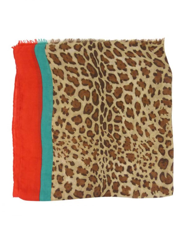 Sjaal-panterprint-bruin-liggend